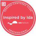 Inspired by Ida Institute, professional person-centered care