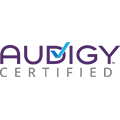 Audigy Certified Logo